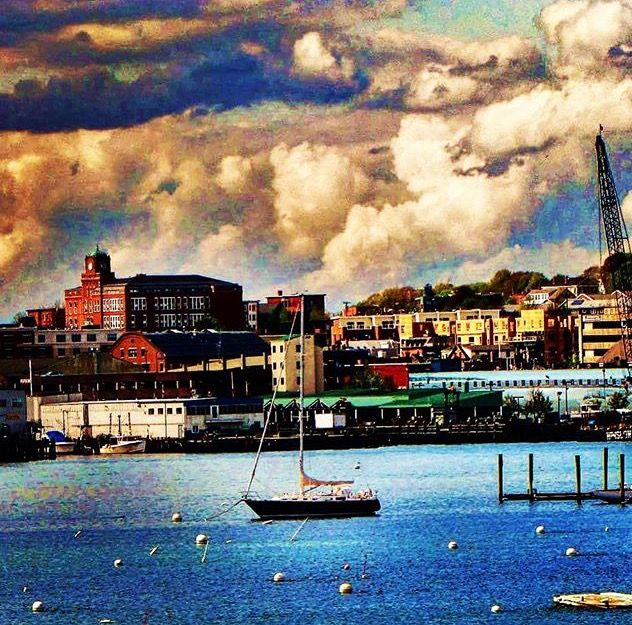 One of our favorite personal photos of Portland Maine. We are happy to have our headquarters based in this great city. . . . . . . . . . .#portland #portlandmaine #iheartportland #iheartmaine #maine #maineusa #citylife #city #vacationland #newengland #bangor #capeelizabeth #portlandme #urbanphotography #2017 #vacation #hasselblad #hasselblad500cm