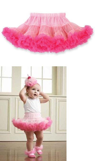 cc58cfc271 Baby and Toddler Dancewear 172007: Mud Pie Baby Pettiskirt 173791 Light  Pink Hot Pink -> BUY IT NOW ONLY: $27.95 on #eBay #toddler #dancewear # pettiskirt # ...