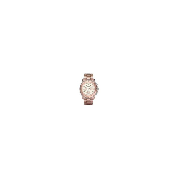 Image for Rose Gold Stella Chronograph Watch from SHOP.CA