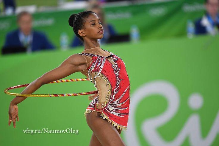 Elyane Boal (Cape Verde), Olympic Games (Rio) 2016