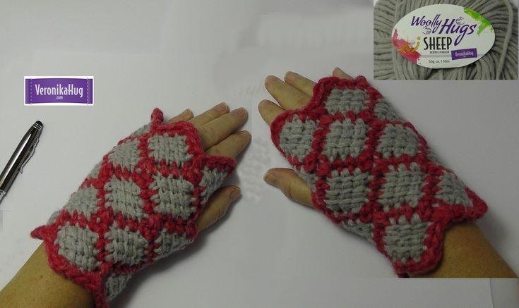 82 best tunesisch häkeln/ tunisian crochet images on Pinterest ...