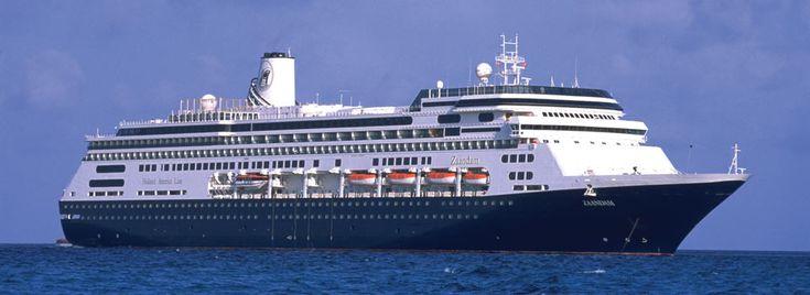 ms Zaandam #HollandAmericaLine #Cruiseship