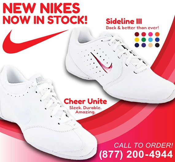 Male Nike Cheer Shoes