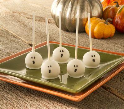 Happy Halloween Ghost Themed Link Love