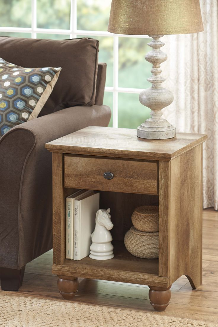 Better Homes and Gardens Crossmill End Table  Multiple Finishes  Staying  OrganizedIn The BedroomFurniture. 29 best images about BHG Crossmill Furniture Collection on
