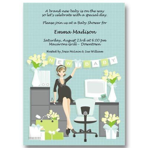 baby shower office baby shower invitation to help your surprising baby showeru2026