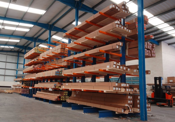 Cantilever Racking| Heavy Duty Cantilever Racking Systems| Bradfield Storage