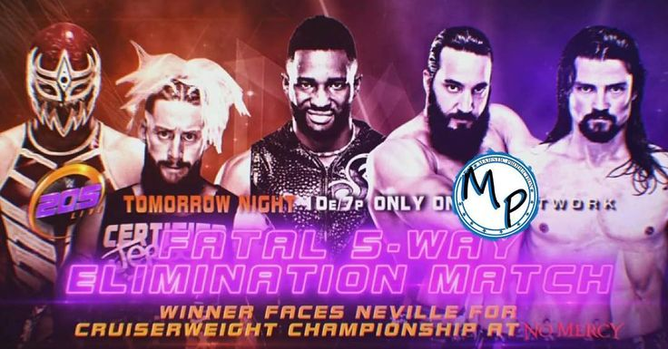 Here's the Pro Wrestling Zone covering @wwe 205 Live on @youtube! The cover features @real1 @gran_metalick @tonynese @mr.briankendrick @cedricalexander1! . . http://www.youtube.com/tigerhite . . . #prowrestling #wrestling #professionalwrestling #indiewrestling #mma #fight #mixedmartialarts #fighting #youtube #youtuber #content #contentcreator #wwe #wwe205live #205live #raw #enzoamore #cedricalexander #tonynese #tuesdaymotivation #thebriankendrick #granmetalik #wwenomercy #nomercy