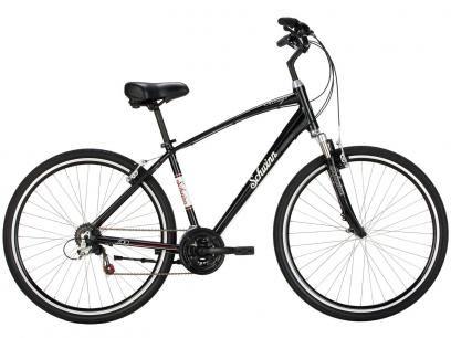 Bicicleta Schwinn Chicago Aro 700 21 Marchas - Câmbio Shimano Quadro Alumínio Freio V-brake com as melhores condições você encontra no Magazine Jbtekinformatica. Confira!