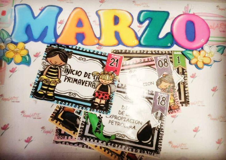 "4 Me gusta, 1 comentarios - RegalArte DetallesInolvidables (@regalartedi) en Instagram: ""Periódico Mural #marzo 🌺🌈⛅🌻🐝#friso #periodicomural #materialdidactico  #manualidades  #foamy…"""