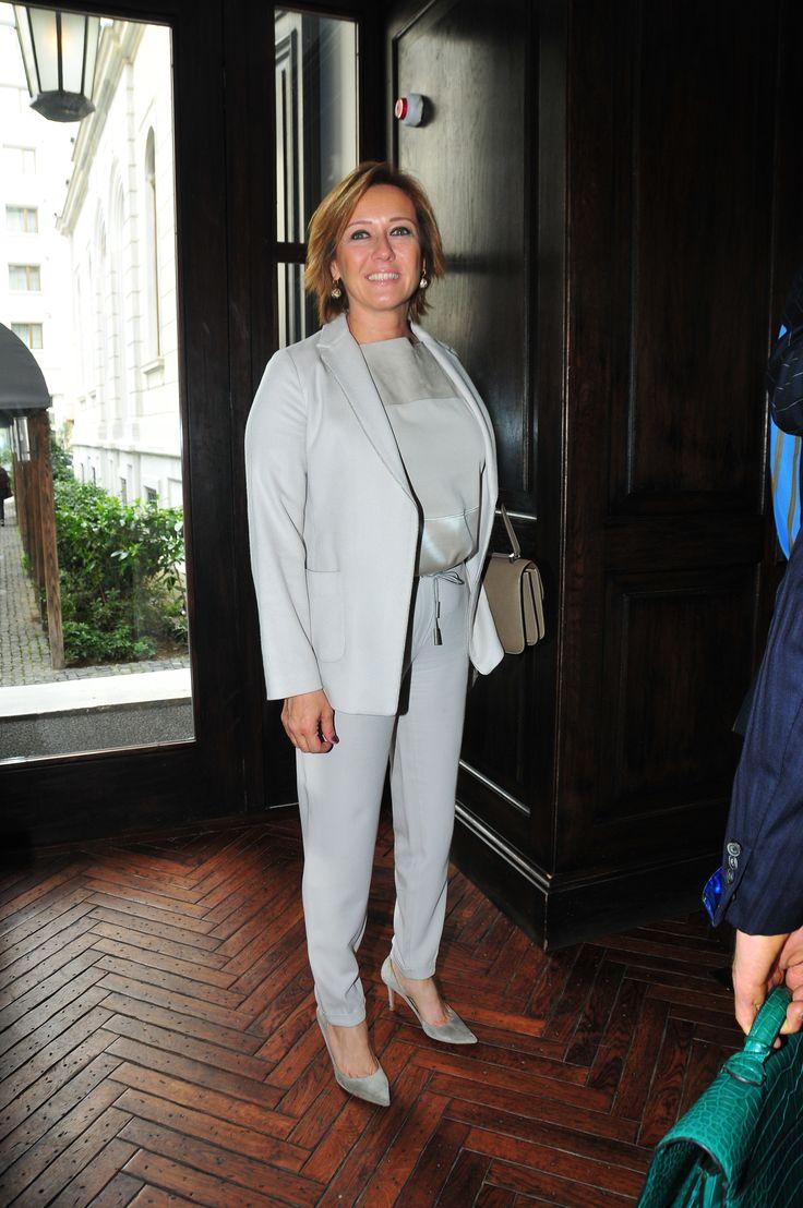 Revna Demirören at The PINKO Invasion event in Istanbul - Soho House