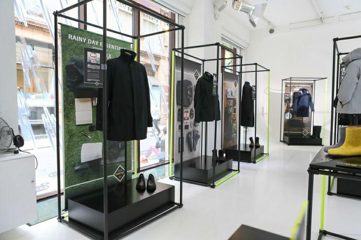 Retail Design   Store Interiors   Shop Design   GORE-TEX
