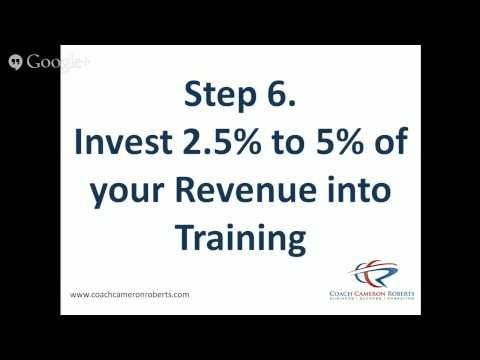 7 Steps to Double Small Business Sales in 12 Months or Less - YouTube