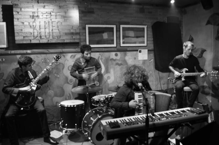 Concierto de Blues Syndicate en Madrid  Sala Clamores, Madrid