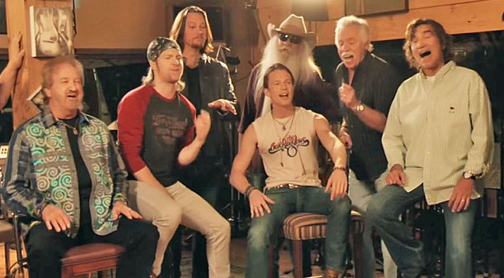 Country Music Lyrics - Quotes - Songs  - The Oak Ridge Boys Join Home Free For A Blow-You-Away Performance Of 'Elvira'! - Youtube Music Videos http://countryrebel.com/blogs/videos/58444995-the-oak-ridge-boys-join-home-free-for-a-blow-you-away-performance-of-elvira