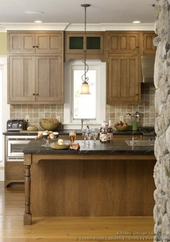 178 best Craftsman Style Kitchens images on Pinterest | Craftsman kitchen,  Kitchen cabinet doors and Kitchen ideas