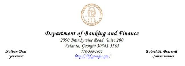 "Department Enters into Consent Order with Generation Mortgage Company #home #mortgage #rates http://money.remmont.com/department-enters-into-consent-order-with-generation-mortgage-company-home-mortgage-rates/  #generation mortgage # Department Enters into Consent Order with Generation Mortgage Company Atlanta, Georgia — On April 29, 2013, the Georgia Department of Banking and Finance (""Department"") entered into a Consent Order with Generation Mortgage Company, License Number 22292, located…"