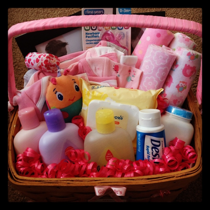 Baby Gift Ideas From Grandparents : New grandparent basket facebook