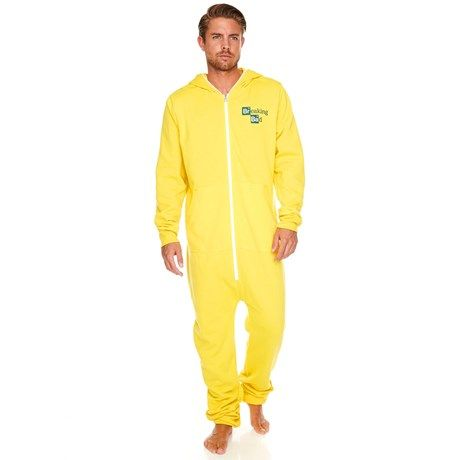 Jumpsuit - Breaking Bad, Yellow cooksuit