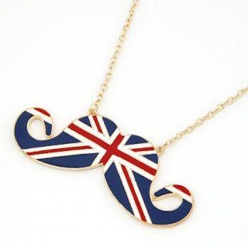 Britse vlag ketting €5,00