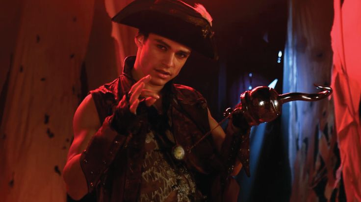 Harry Hook is a character and antagonist who will appear in the upcoming sequel, Descendants 2. He is the son of Captain Hook and the brother of CJ Hook.