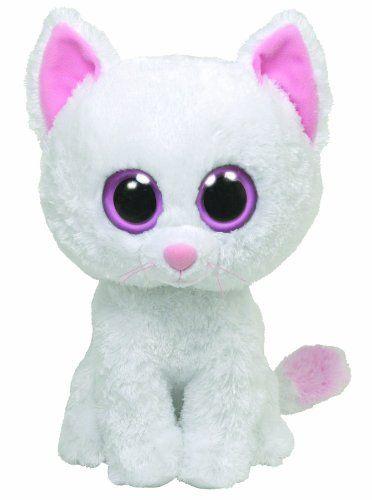 Ty Beanie Boos Cashmere The Cat TY Beanie Boos http://smile.amazon.com/dp/B005M2V2K8/ref=cm_sw_r_pi_dp_J8FStb0FZFZ5J3VW