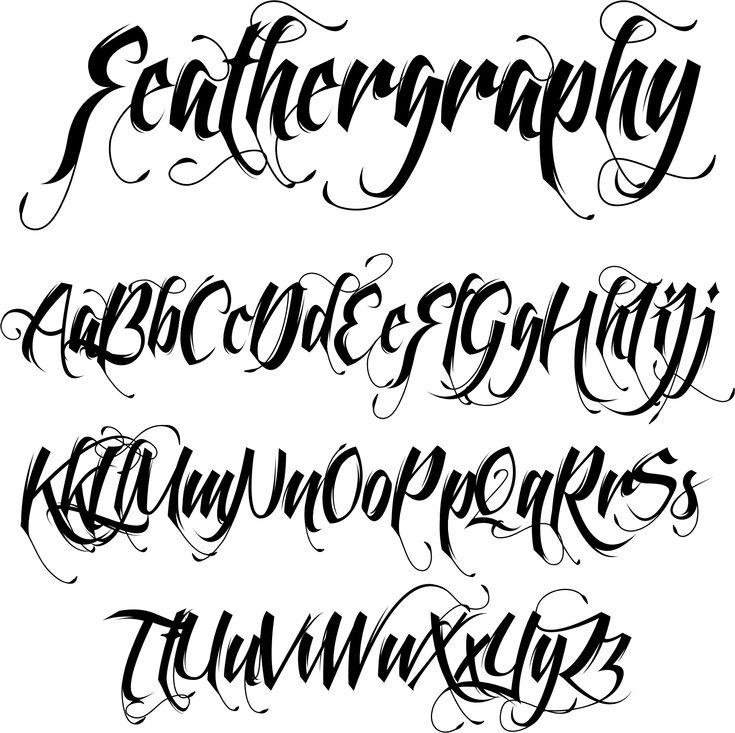 Graffitti/Urban Fonts