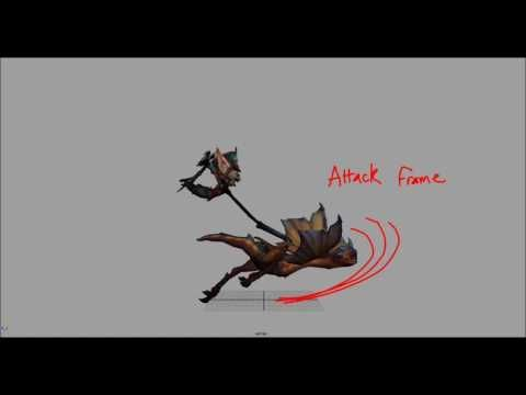 League Animation Deepdive 1 - YouTube