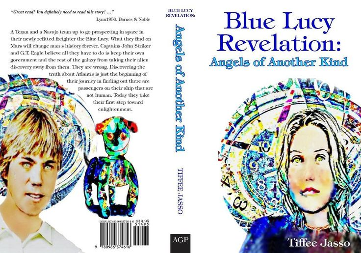 NEW Blue Lucy Revelation: Angels of Another Kind Paperback Book 495 pgs.  | eBay http://www.ebay.com/itm/NEW-Blue-Lucy-Revelation-Angels-of-Another-Kind-Paperback-Book-495-pgs-/252814104977?utm_campaign=crowdfire&utm_content=crowdfire&utm_medium=social&utm_source=pinterest
