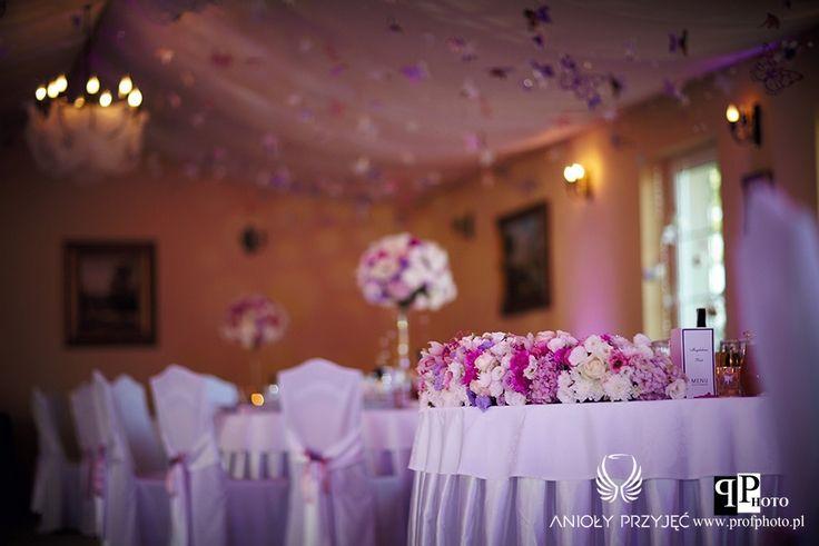 10. Butterfly Wedding,Butterfly decor,Centerpieces / Motylkowe wesele,Dekoracje weselne,Motylkowe dekoracje,Anioły Przyjęć