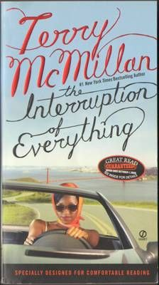 The Interruption Of Everything by Terry McMillan Book 0451209702