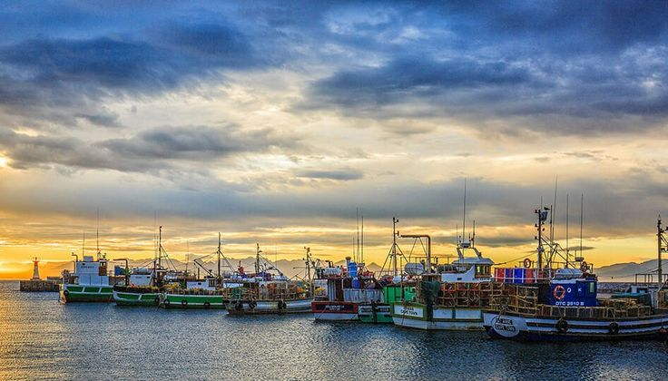 Boats in Kalk Bay by Pat Cooper on 500px
