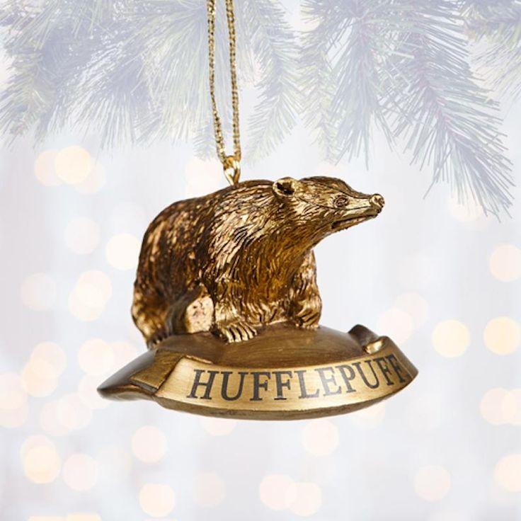 Universal Studios Harry Potter Hufflepuff House Icon