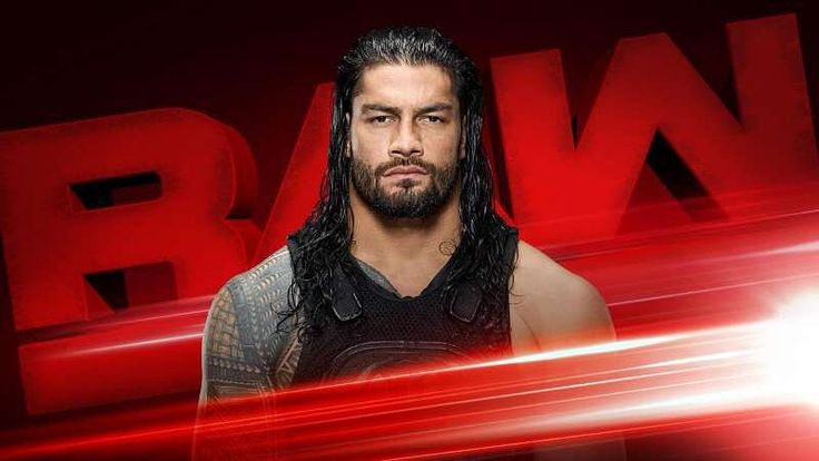 WWE RAW! The cover features Roman Reigns. . www.youtube.com/... . . . #prowrestl...