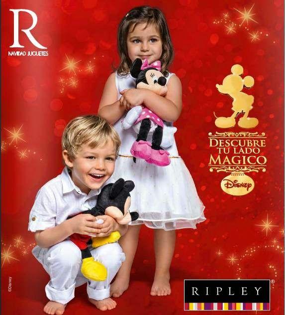 Catalogo con Precios y Ofertas de Juguetes por Navidad 2014 Ripley