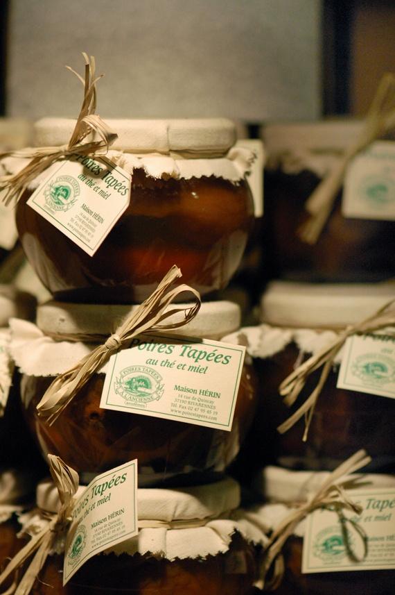Pears / Poires tapées à l'ancienne, Touraine Loire Valley - Simply delicious!