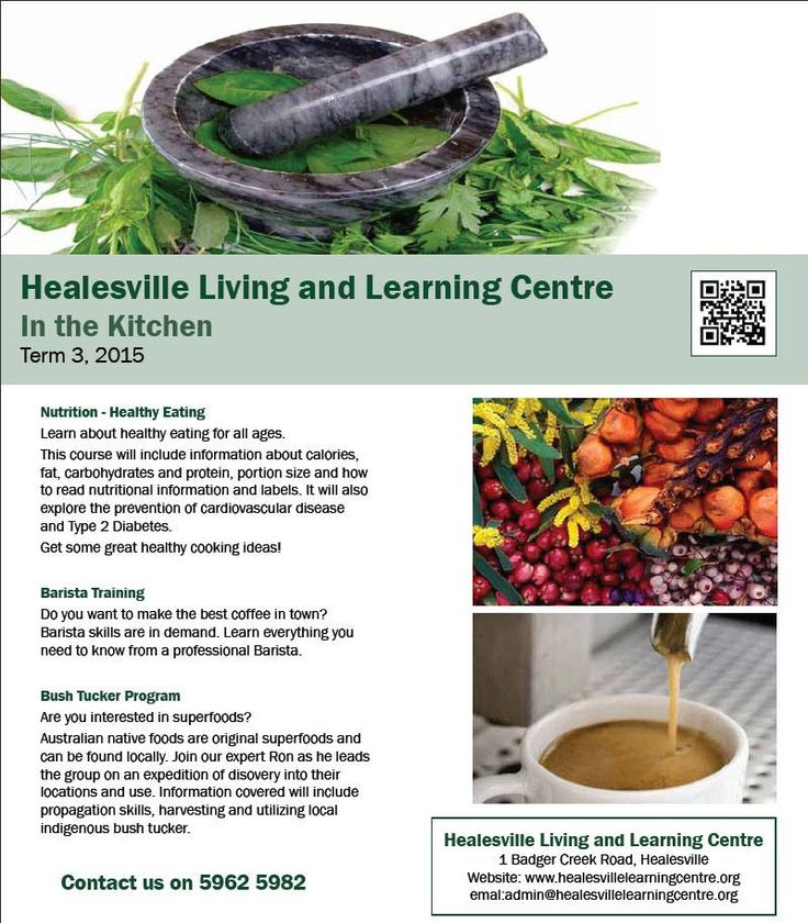 In the Kitchen at Healesville Living and Learning Centre - Term 3, 2105 http://www.healesvillelearningcentre.org