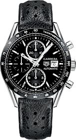 TAG Heuer Carrera Calibre 16 Automatic Chronograph 100 M - 41 mm CV201AJ.FC6357 TAG Heuer watch price