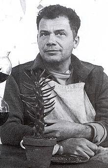 """Kazimierz Józef Zielenkiewicz """"Caziel"""" -artist painter,the brother of Maryna"""