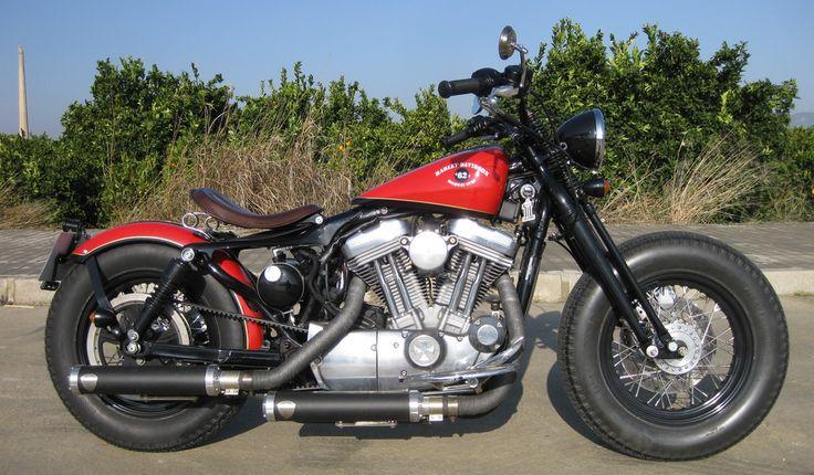 Se vende Harley-Davidson Sportster 2006. Precio 10900€