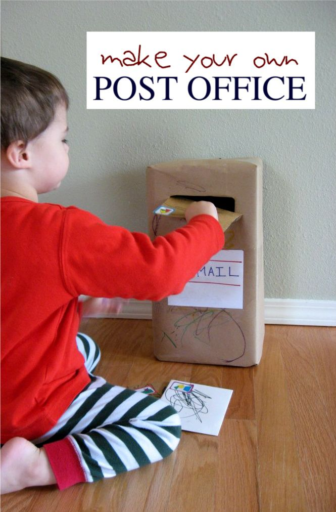 make your own post office