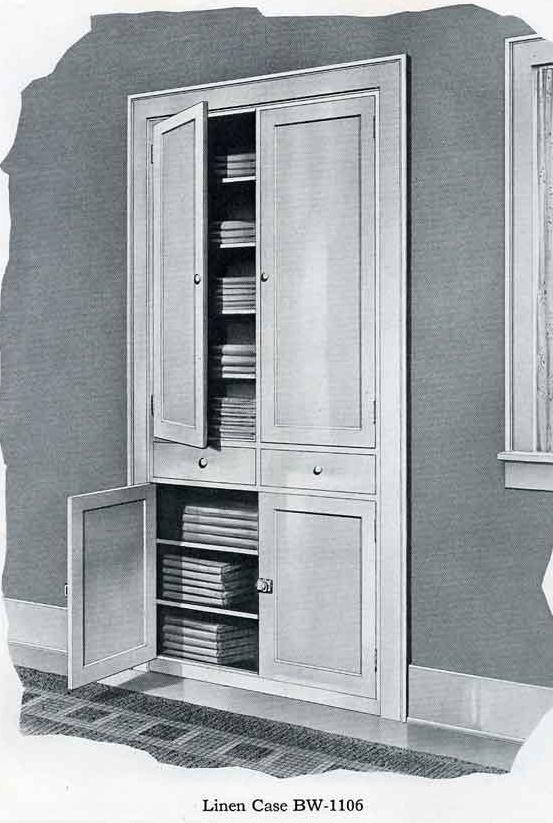 Master Linen Cabinet Interiors Bath Bathroom Linen