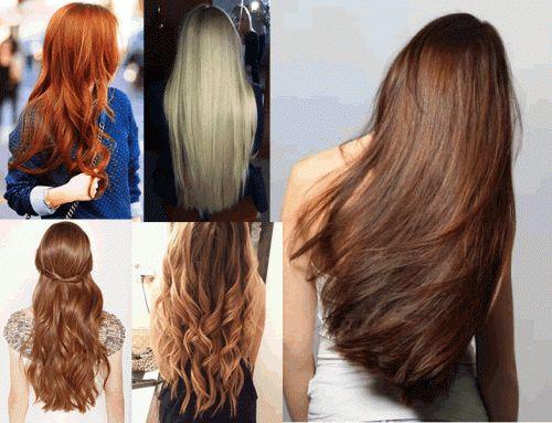 Les 25 meilleures id es de la cat gorie cheveux tres long for Coupe cheveux tres long