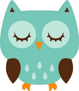 Free cricut image.  I don't own one of those things, but I really love this little owl.  Website/blog has a TON of free images!