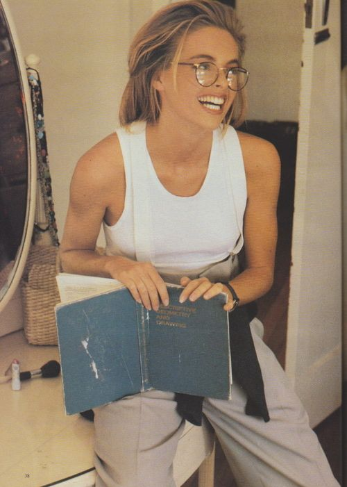 Dolly Magazine (Australia) August 1991 | Alison Brahe 03