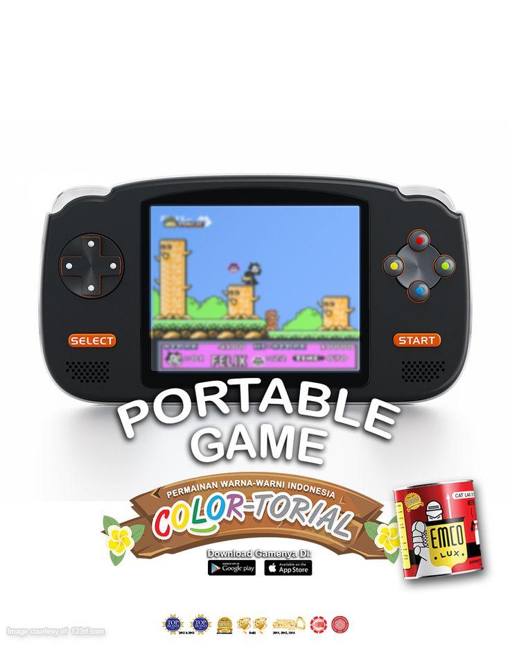 Kawan EMCO, bagi mereka yang merupakan generasi 80'an hingga 90'an pasti tidak asing dengan portable game. Sebelum adanya mobile game, kita dimanjakan oleh berbagai permainan yang ada di portable game ini. Berbeda dengan game console, portable game dapat dibawa ke mana saja. Praktis dan menyenangkan.  Tentu saja yang sering kita dengar adalah Nintendo dengan Game Boy dan Nintendo DS-nya. Tetapi juga banyak merek lain yang mengeluarkan produk serupa seperti Atari...
