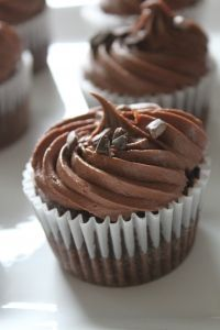 Success!  Mexican Chocolate Cupcakes - makes 24 (6p+)