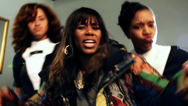 still one of my favorites- Santigold - Girls [Official Video]