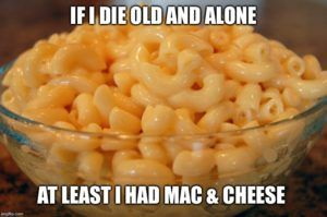 """Funny Mac and Cheese Memes in Honor of """"National Mac and Cheese Day"""" (GALLERY)"""