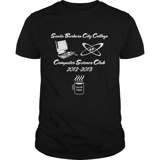 Awesome Tee santa barbara city college computer science club T-Shirts